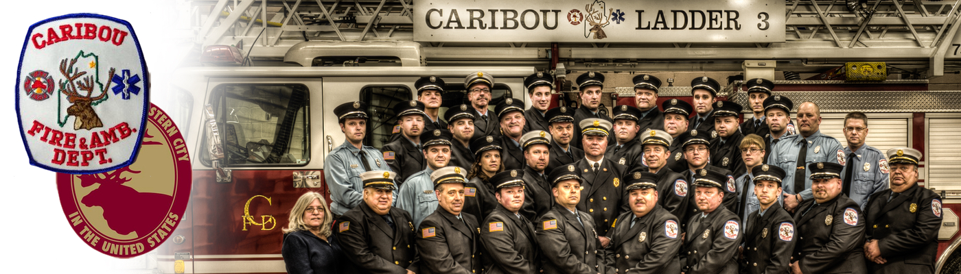 Caribou Fire and Ambulance Department